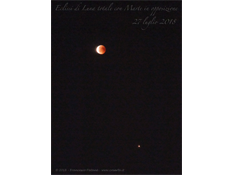Animated GIF - Lunar Eclipse 2018 @ Mestre - Venice