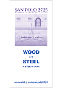 Pieghevole - Wood Steel @ San Polo 2725