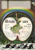 Graphics - Poster - Beatles cover band @ iBitles - Treviso